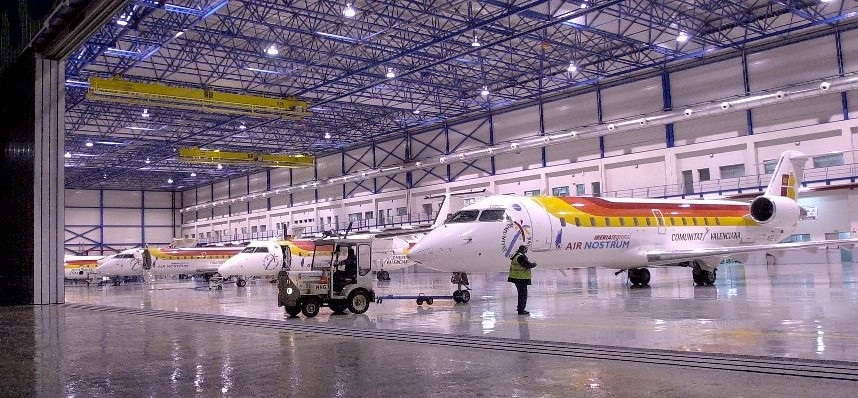 Air Nostrum (ANEM) signs a long term contract with Avioparts for aircraft tires supply