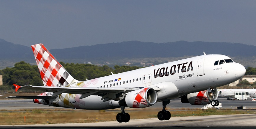 Volotea Airlines signes Aviation Lubricants Multi-Year distribution contract with Avioparts